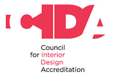 Council for Interior Design Accreditation.